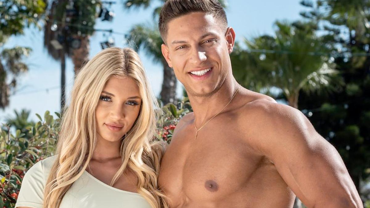 Carolina i Mateusz z Love Island 3