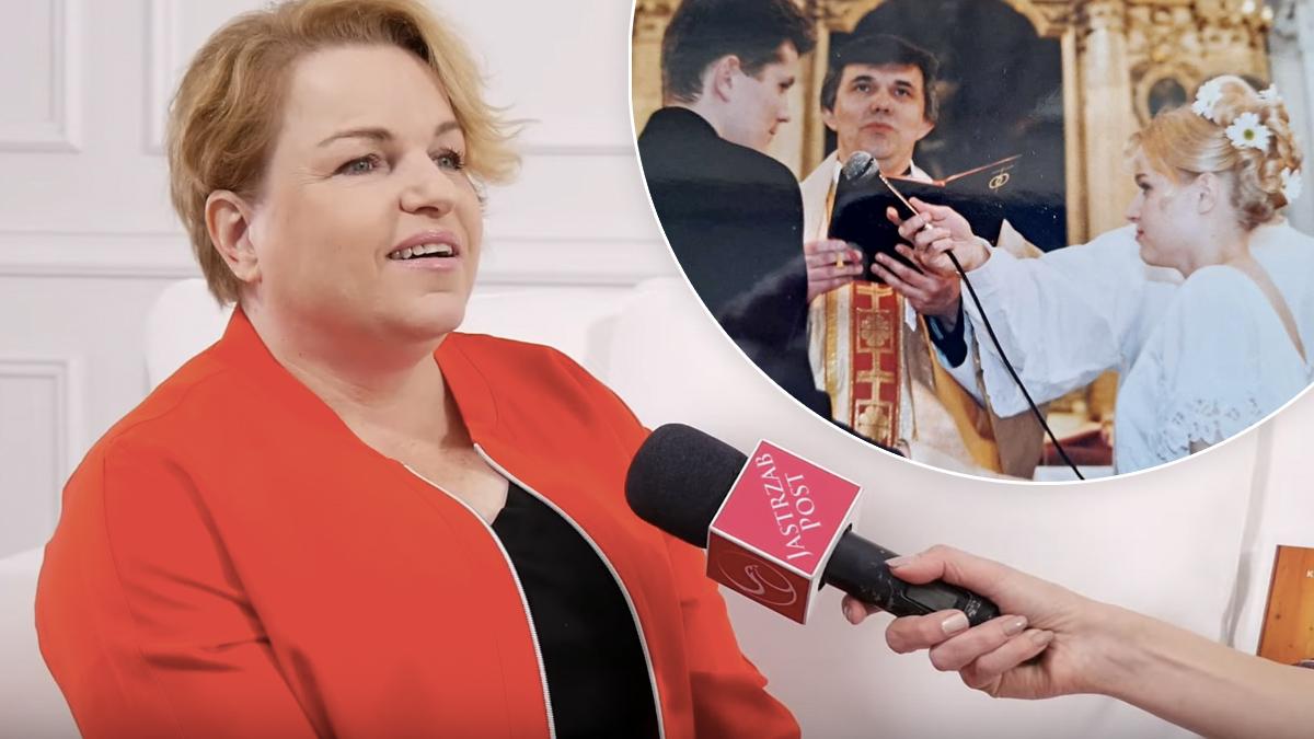Katarzyna Bosacka o ślubie