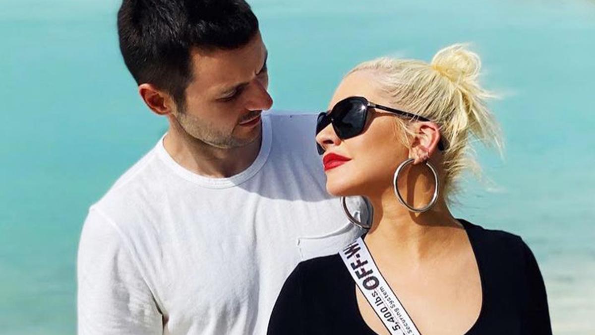 Christina Aguilera pokazała dzieci