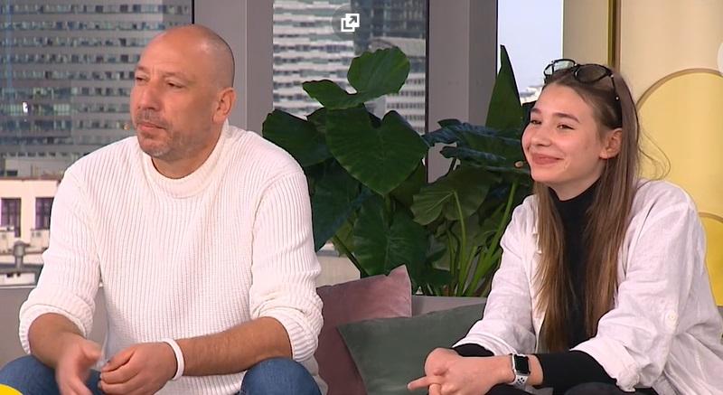 Liliana Olszewska - córka Agaty Mróz w DDTVN