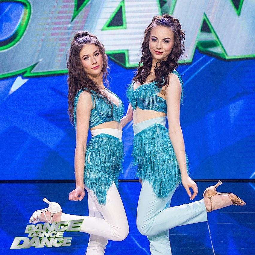 Oliwia Górniak i Roksana Węgiel - Dance Dance Dance 3, odcinek 5