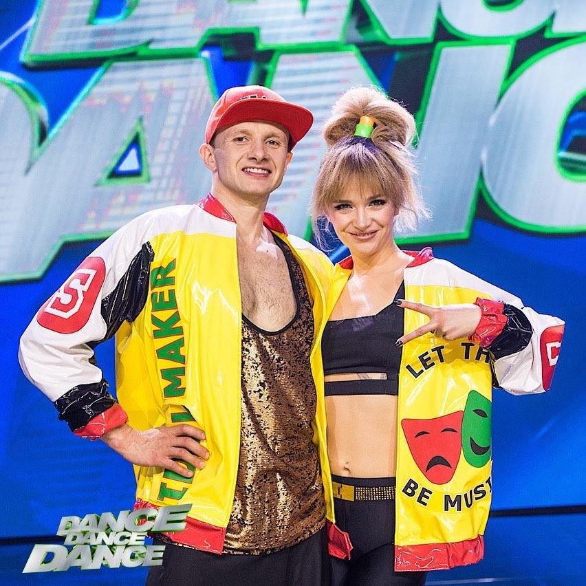 Marta Paszkin i Paweł Bodzianny - Dance Dance Dance 3, odcinek 5