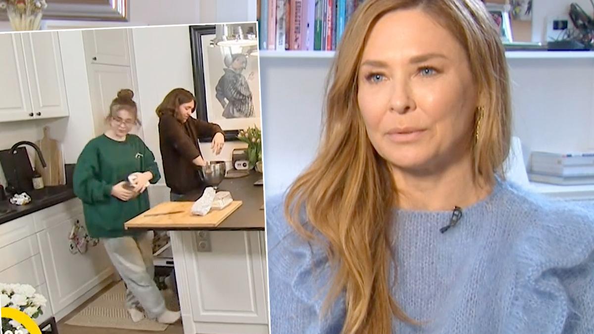 Dorota Naruszewicz pokazała córki i dom w DDTVN