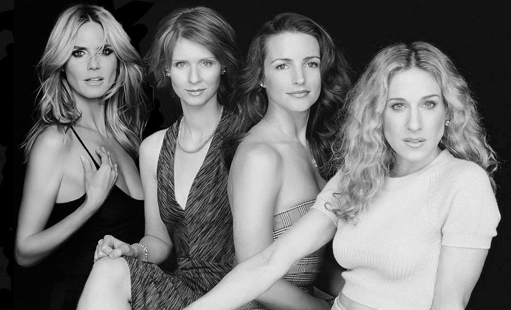 Heidi Klum nową gwiazdą Seksu w wielkim mieście