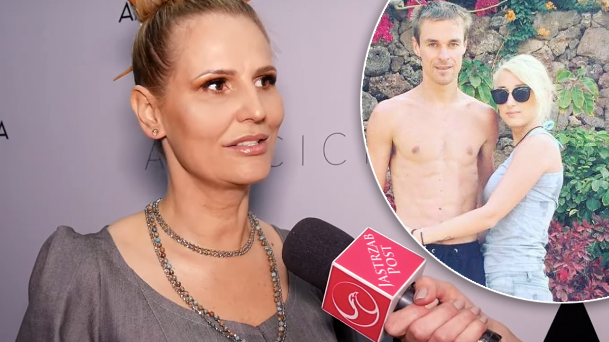 Dominika Tajner o relacjach Justyny Żyły z Piotrem