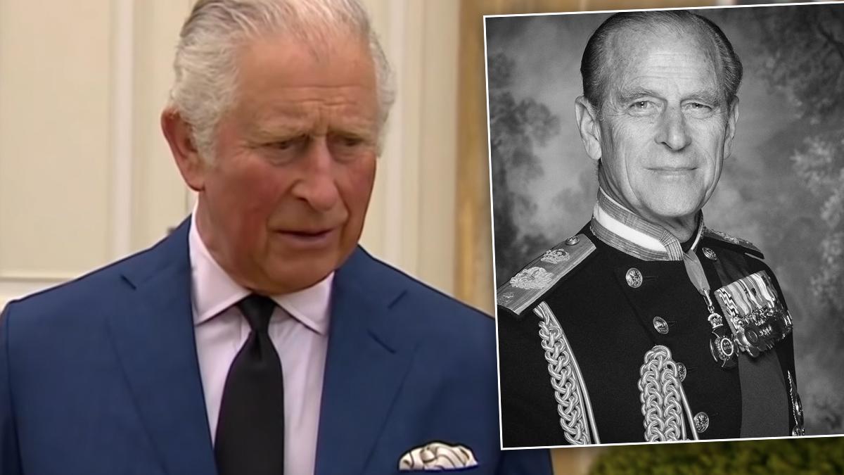 Książę Karol oświadczenie po śmierci ojca