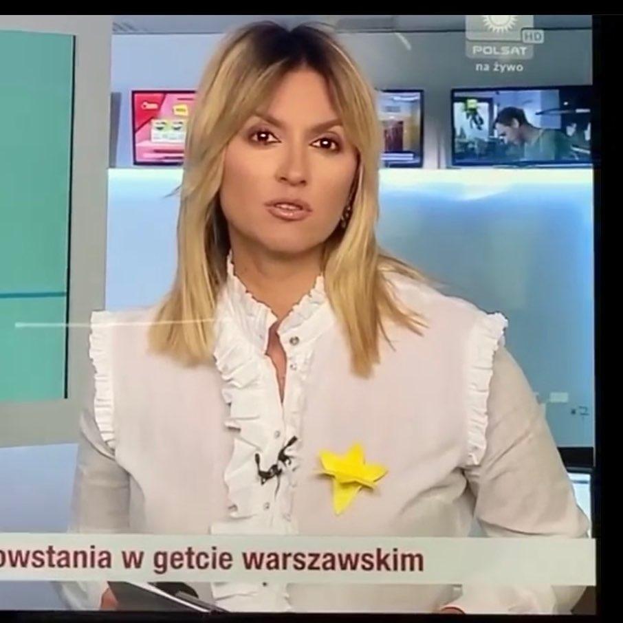 Karolina Szostak - Akcja Żonkile,78. rocznica powstania w getcie warszawskim