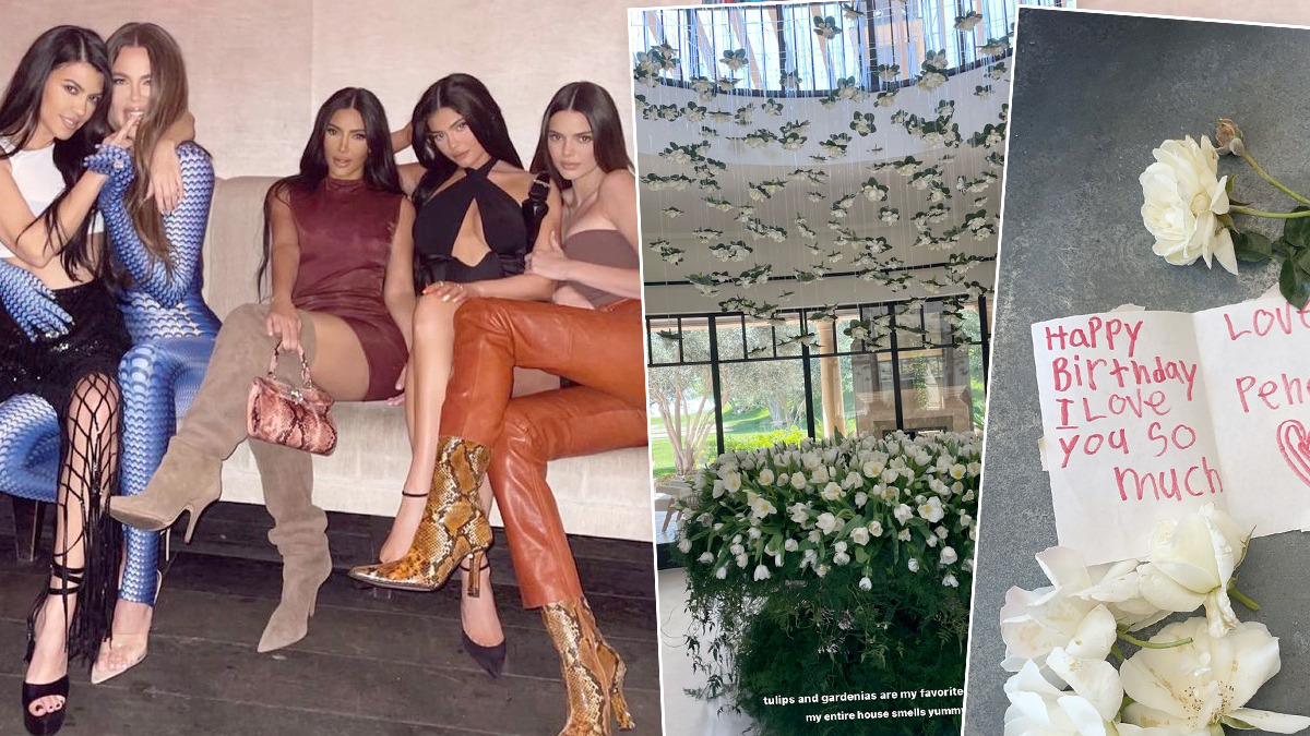 Kourtney Kardashian urodziny