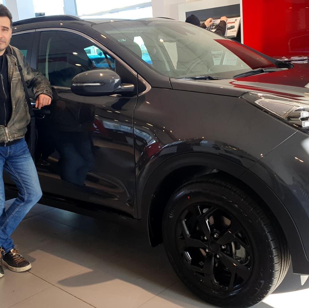 Konrad Wieniawa-Narkiewicz na Instagramie