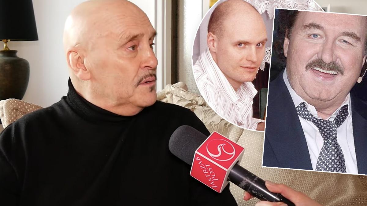 Marian Lichtman, Krzysztof Krawczyk z synem