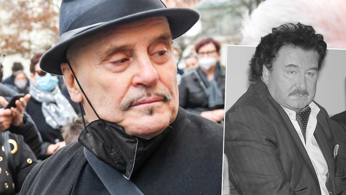 Marian Lichtman i Krzysztof Krawczyk
