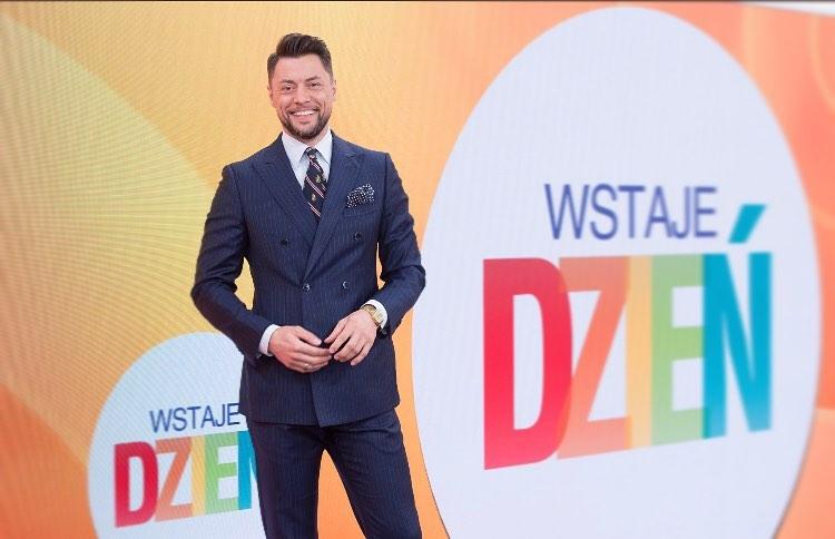 Maciej Dolega w TVP Info