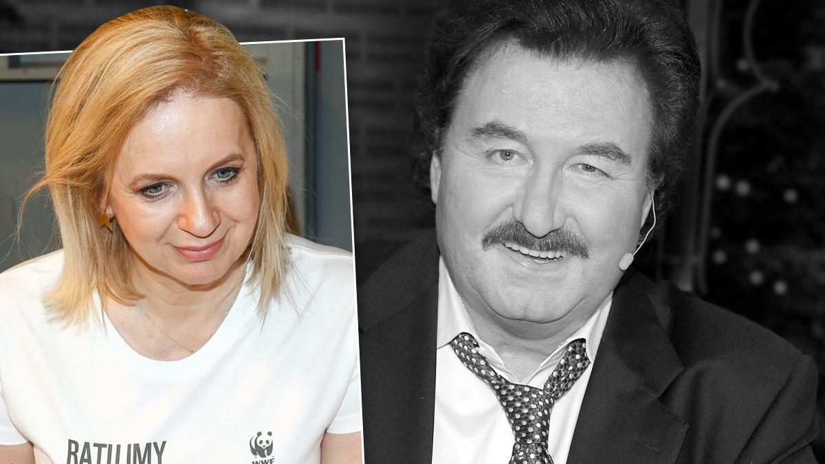 Marzena Rogalska, Krzysztof Krawczyk