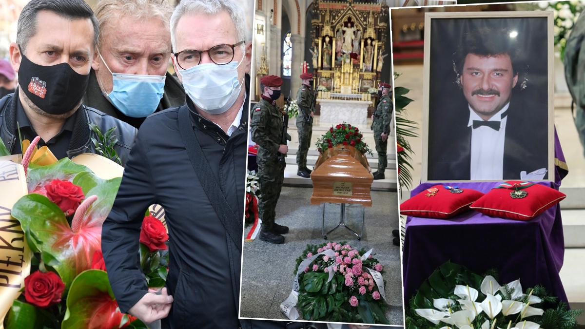 Pogrzeb Krzysztofa Krawczyka – zdjęcia i relacja
