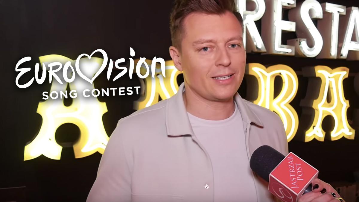 Rafał Brzozowski o Eurowizji