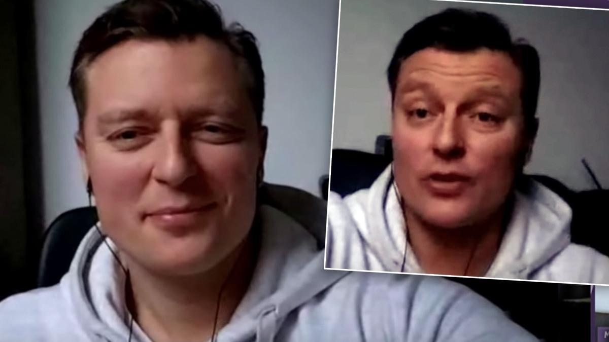 Rafał Brzozowski mówi po angielsku