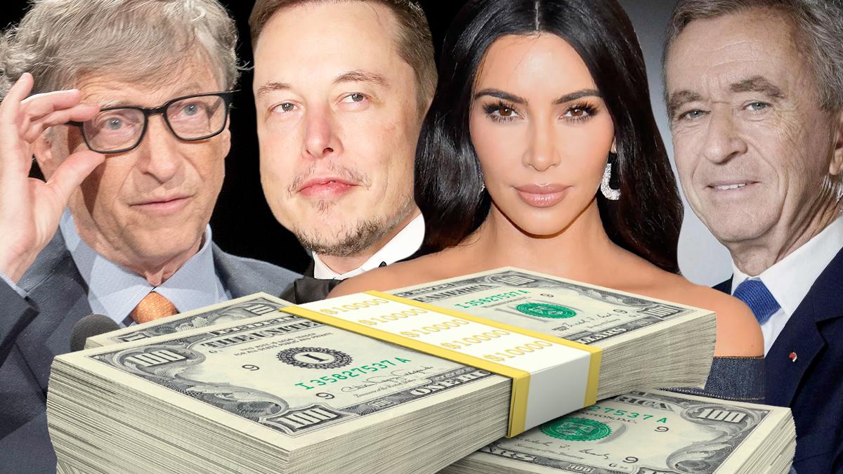 Njbogatsi ludzie świata 2021 wg Forbes