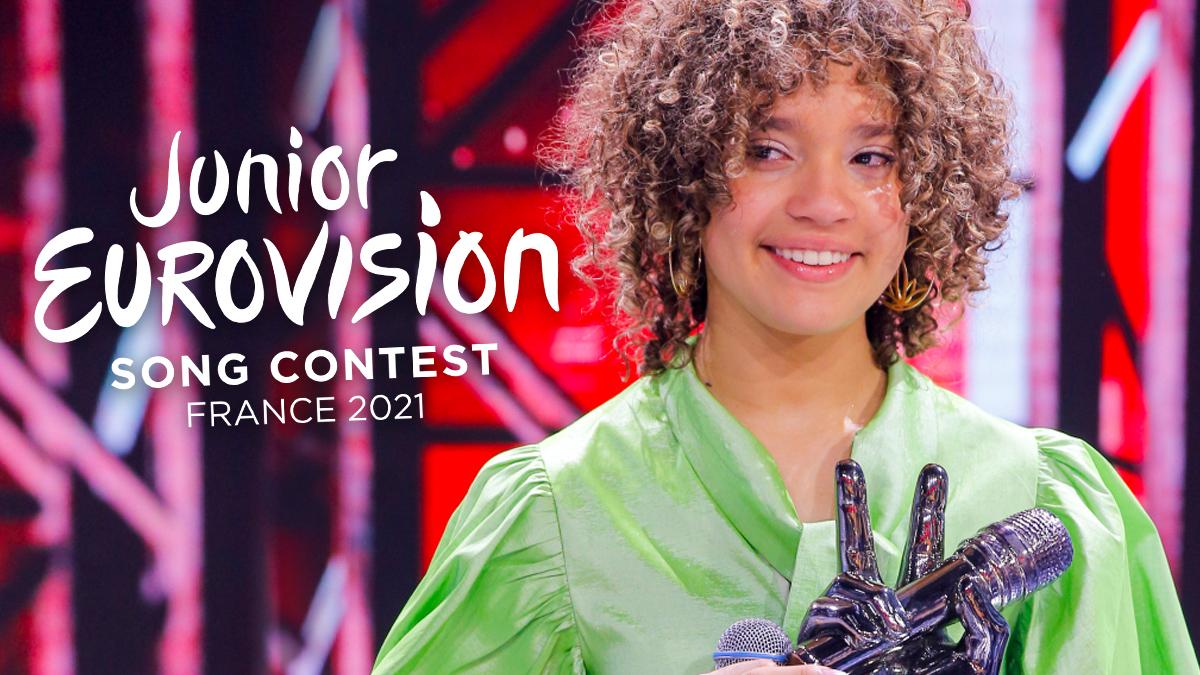 Eurowizja Junior 2021. Sara Egwu-James