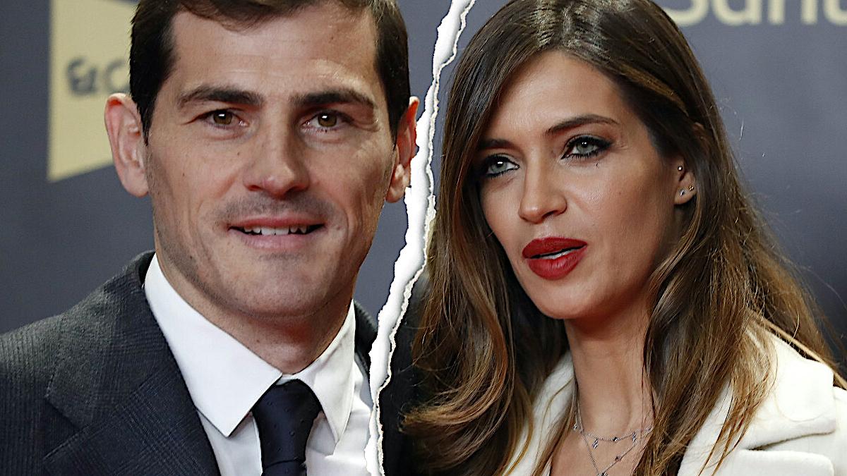 Iker Casillas i Sara Carbonero rozstali się