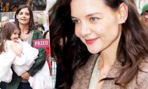 Katie Holmes i Surie Cruise