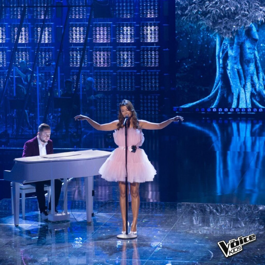 Edyta Górniak  - The Voice Kids 4 finał