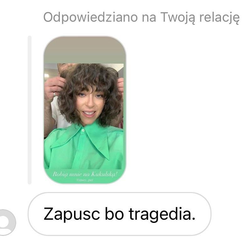 Natalia Kukulska skrytykowana za nową fryzurę