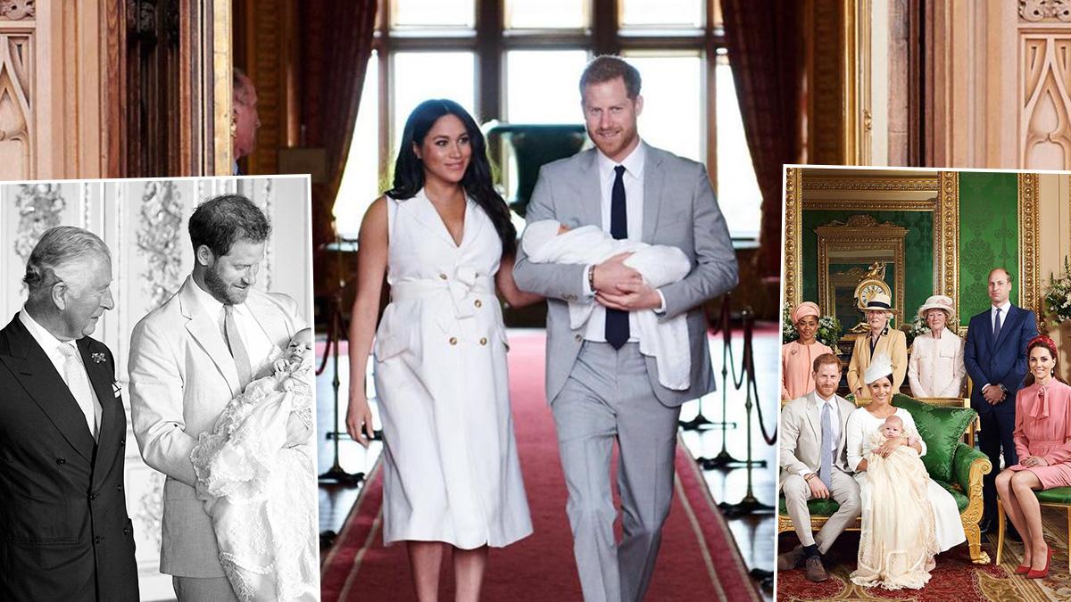 Dlaczego nikt z rodziny królewskiej nie opublikował aktualnych zdjęć Archiego?
