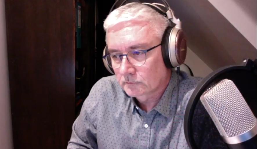 Artur Orzech komentuje Eurowizję 2021