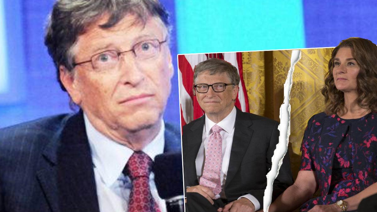 Bill Gates się rozwodzi
