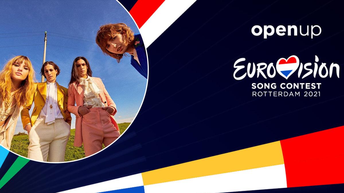 Eurowizja 2021 - Włochy, Maneskin