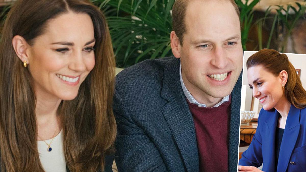 Jak mieszka Kate Middleton i książę William?