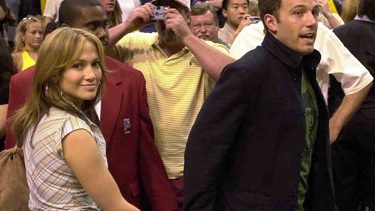 Jennifer Lopez i Ben Affleck znowu razem