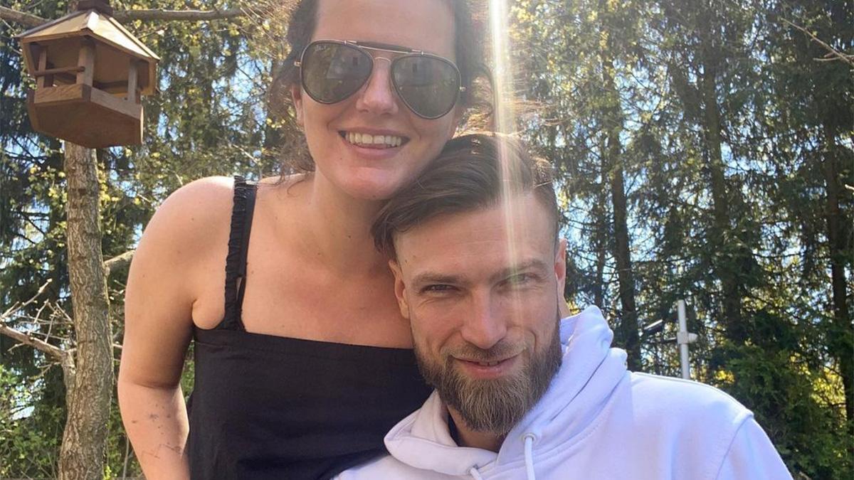 Zosia Zborowska i Andrzej Wrona już wkrótce zostaną rodzicami