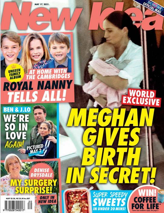 Meghan Markle urodziła?