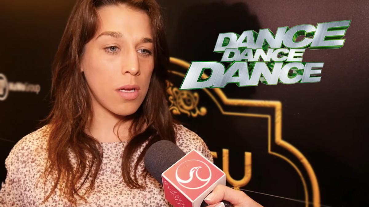 Joanna Jędrzejczyk o Dance Dance Dance