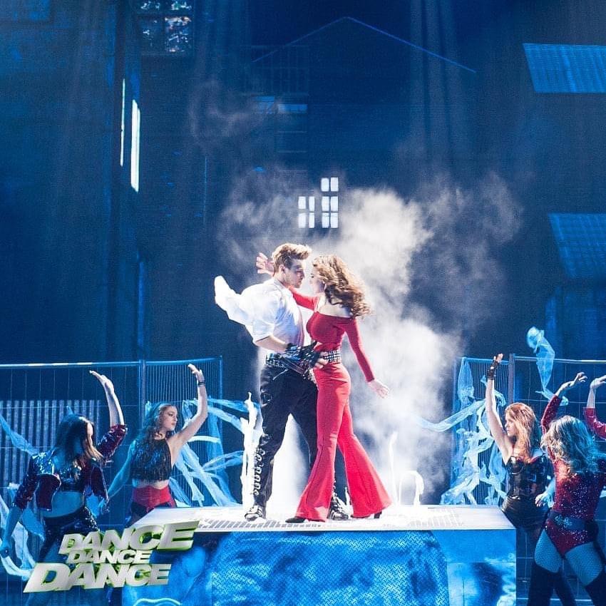 Dance Dance Dance 3 - półfinał