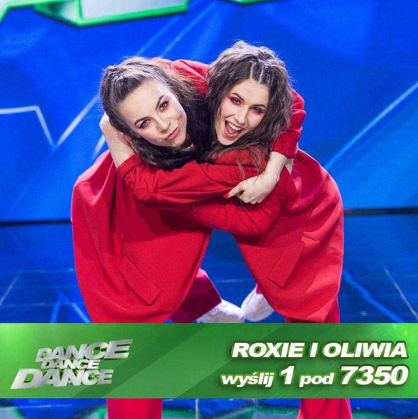 Dance Dance Dance 3 - Oliwia i Roksana