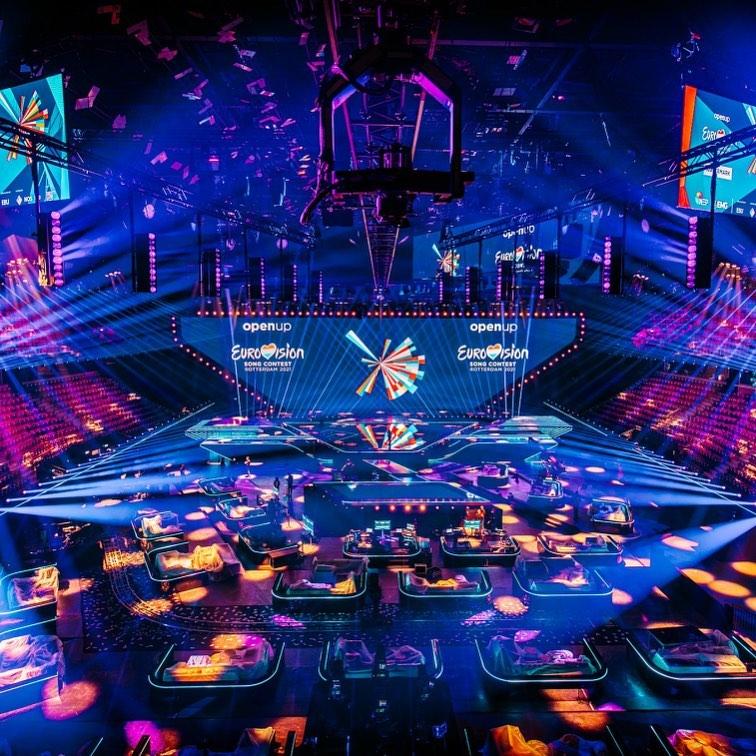 Eurowizja 2021: Ahoy Arena