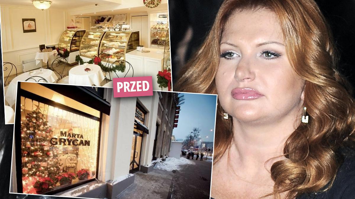 Marta Grycan zamknęła cukiernię