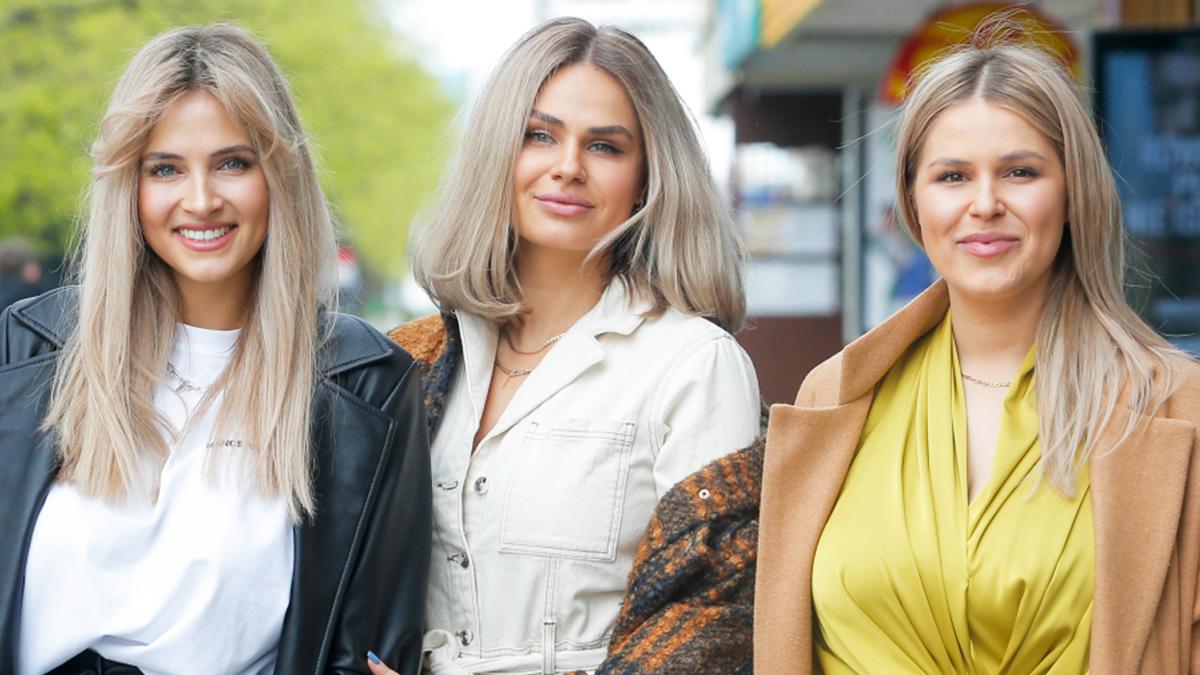 Natalia Mancewicz, Rozalia Mancewicz, Laura Mancewicz w Dzień Dobry TVN