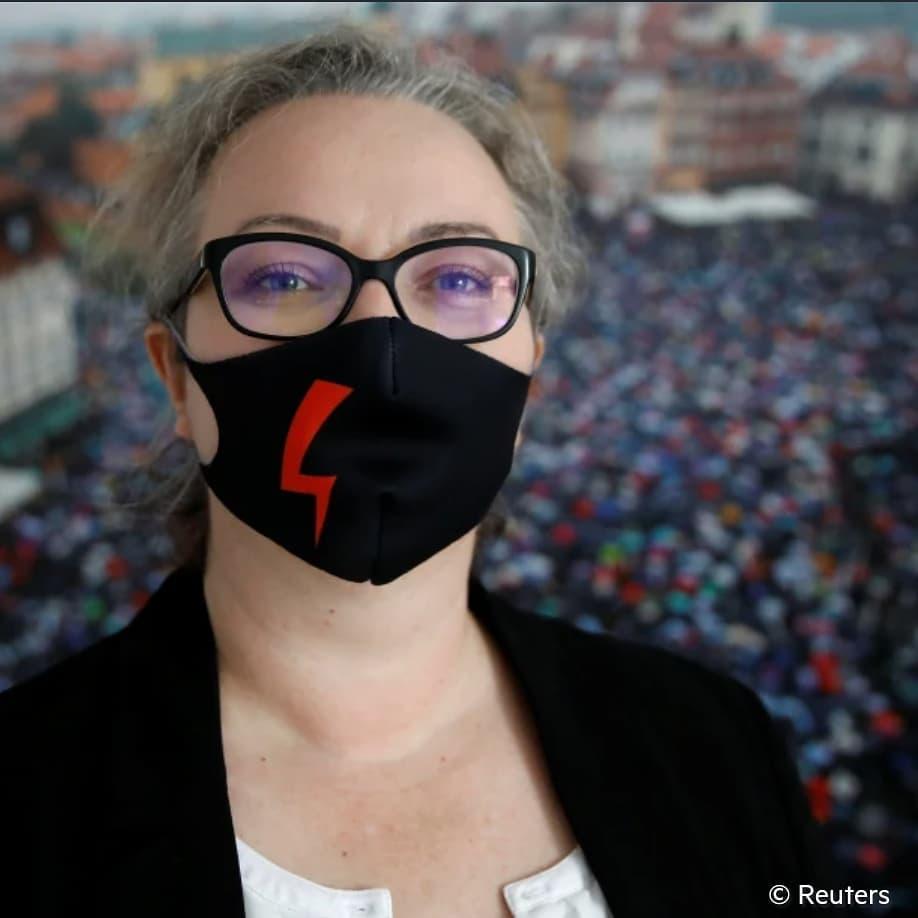 Marta Lempart - jedna z liderek Strajku Kobiet