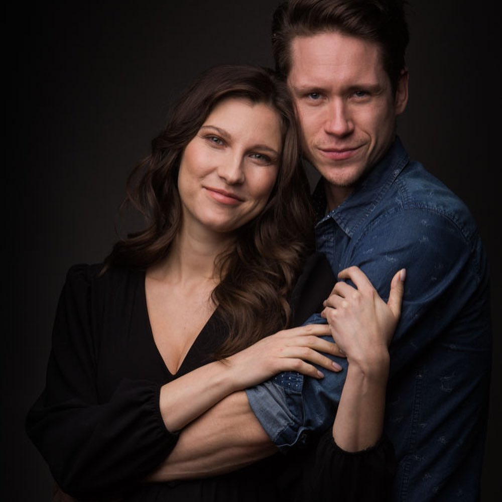 Michał Meyer i Kamila Kamińska