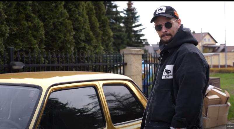Sebastian Fabijański - wywiad