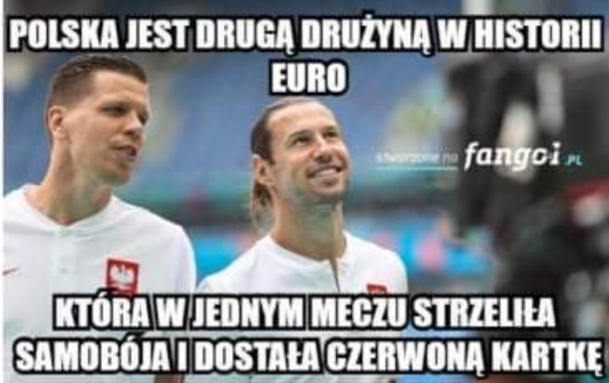 Euro 2020 - memy po meczu Polska-Słowacja