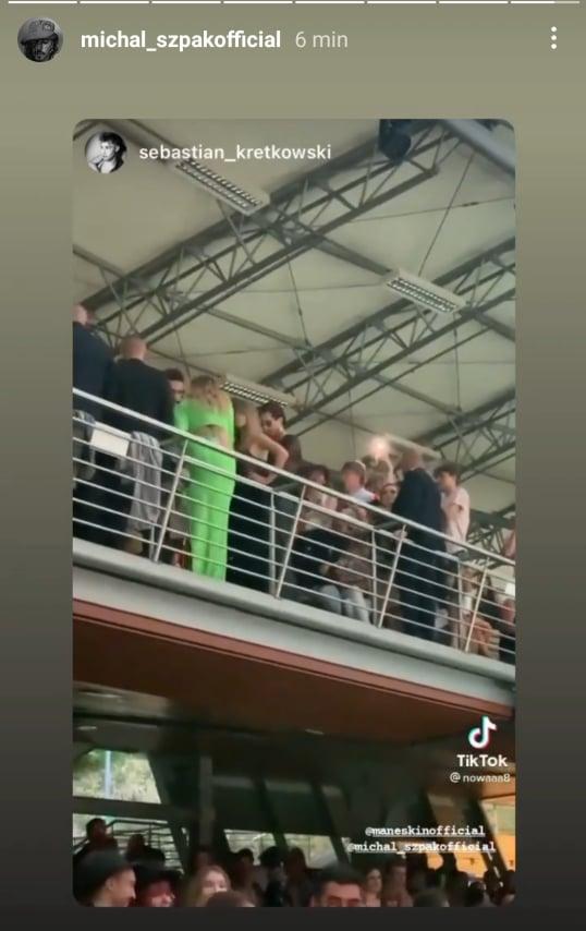 Maneskin - reakcja na występ Szpaka w Sopocie