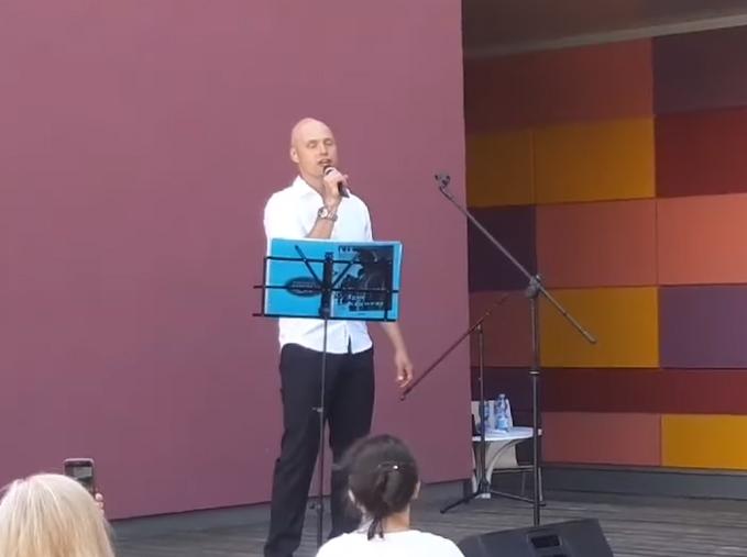 Krzysztof Krawczyk junior koncert