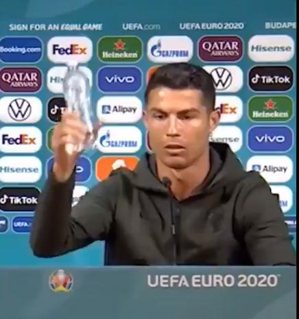 Ronaldo - woda