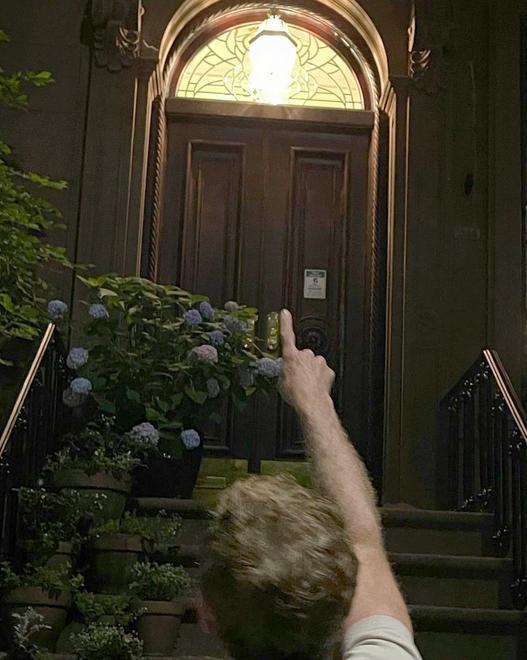 Sarah Jessica Parker odwiedziła mieszkanie Carrie Bradshaw