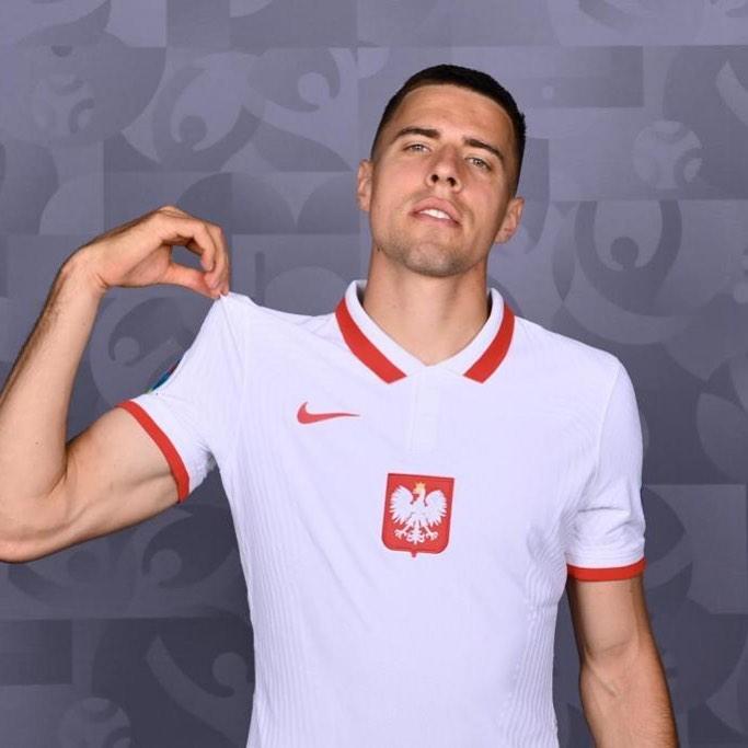 Euro 2020: Jan Bednarek ma problemy ze zdrowiem