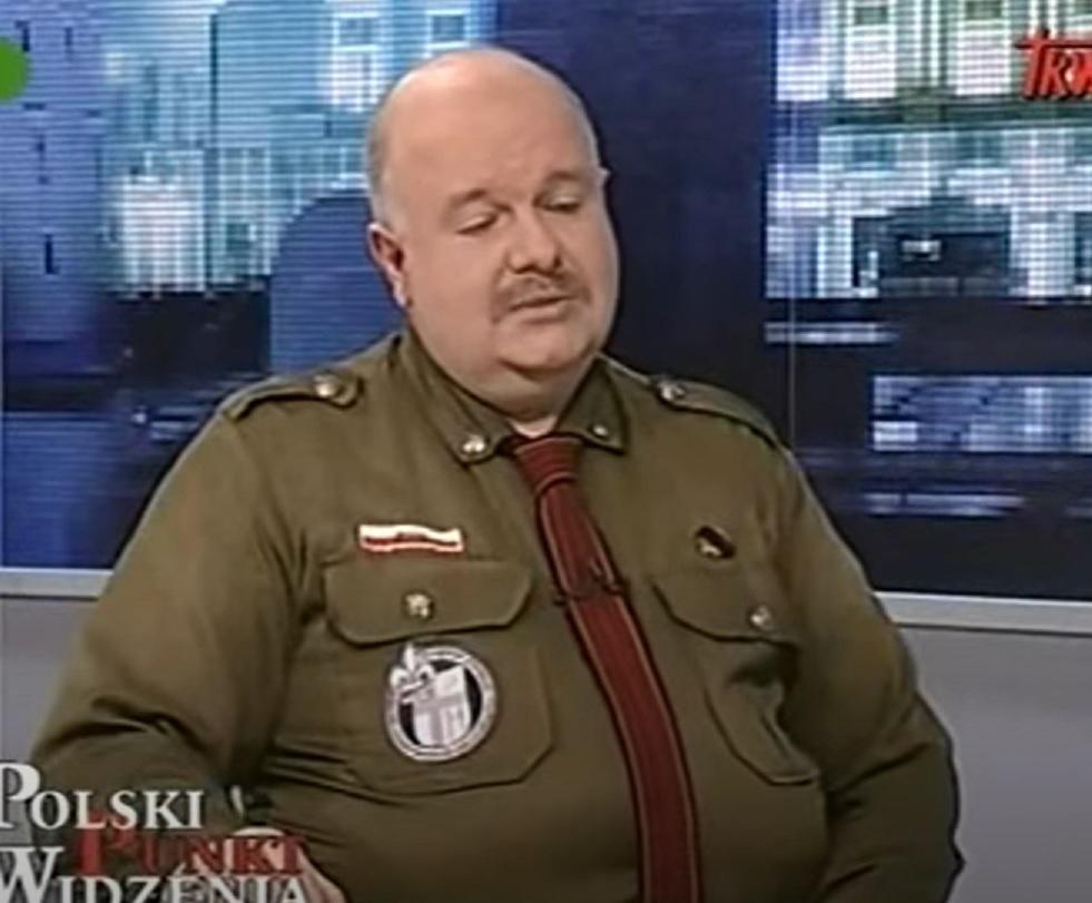 Krzysztof Piaseczny brat Andrzeja Piasecznego- screen z You Tube